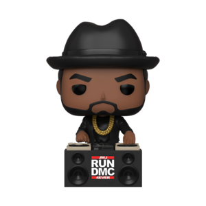 FUNKO POP! Rocks: Run DMC - Jam-Master Jay
