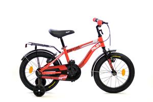 PILOT dječji bicikl 14'', crveni