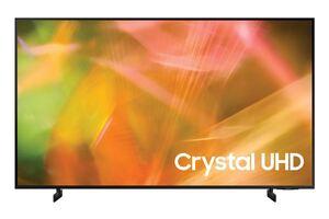 SAMSUNG LED TV UE55AU8072UXXH, SMART