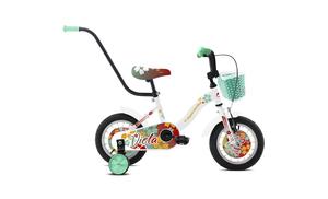 """CAPRIOLO dječji bicikl BMX 12""""HT VIOLA bijelo/crvena"""
