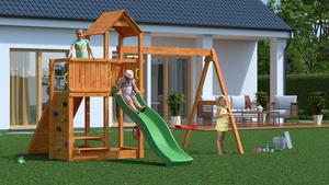 Fungoo dječje igralište set FLOPPI - NEOBOJANO - limitirano