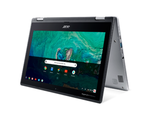 Acer Chromebook Spin 11 CP311, NX.HUVEX.007, 11,6 HD IPS Touchscreen, MediaTek MT8183, 4GB RAM, 64GB eMMC, ARM Mali-G72 MP3, ChromeOS, laptop