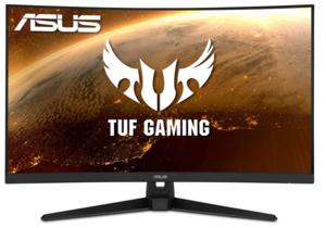 Asus monitor VG328H1B, VA, 165Hz, 1ms, zakrivljeni, gaming monitor