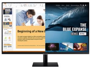 Samsung monitor LS27AM500NRXEN, Smart, Zvučnici, Daljinski upravljač