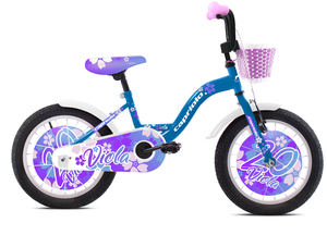 "CAPRIOLO dječji bicikl BMX 20""HT VIOLA plavo/ljubičasti"