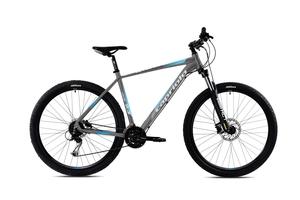 """CAPRIOLO bicikl MTB LEVEL 9.3 29'/24AL, 19"""" sivo/plavi"""