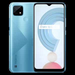 Realme C21 plava, mobitel