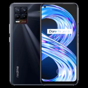 Realme 8 6GB/128GB Punk Black, mobitel