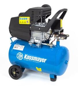 KASSMAYER kompresor 24 L - 8 bara, 160 l/min