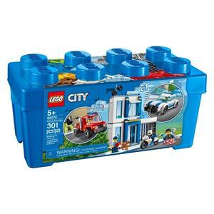 LEGO City Policijska kutija s kockama 60270