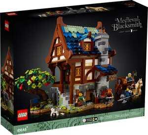 LEGO Ideas Srednjovjekovni kovač 21325