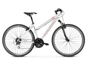 KROSS trekking bicikl Evado 3.0 Women bijeli, vel.M