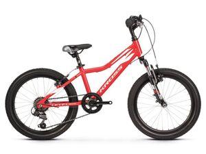 KROSS dječji bicikl Level MINI 2.0 20 SR crveno/bijela, vel.XS