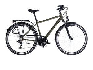 KROSS gradski bicikl Trans 2.0 Men SR smeđe/crna, vel.M