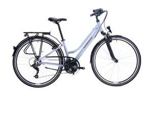 KROSS gradski bicikl Trans 2.0 Women SR sivo/crna, vel.L