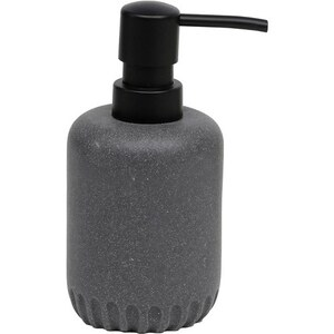 TENDANCE dozator za sapun, polyresin, tamno sivi