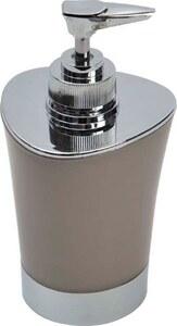 TENDANCE stožasti dozator za sapun pp, sivo smeđi
