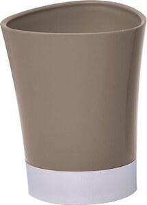 TENDANCE stožasta čaša pp, sivo smeđa