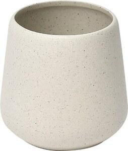 TENDANCE čaša keramika mat, svijetlo siva