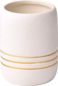 TENDANCE čaša keramika, bijela