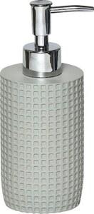 TENDANCE dozator za sapun poliresin, sivi