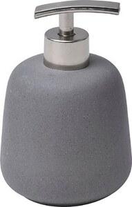 TENDANCE dozator za sapun keramika mat, sivi