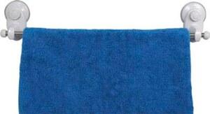 TENDANCE držač ručnika na vakuum nehrđajući čelik, pp