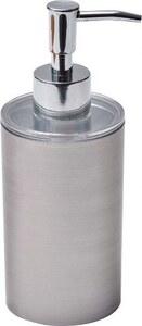 TENDANCE dozator za sapun poliresin efekt metala,, bež