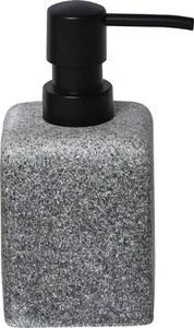 TENDANCE dozator za sapun poliresin, sivi square