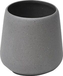 TENDANCE čaša keramika mat, siva