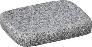TENDANCE držač sapuna poliresin, sivi square