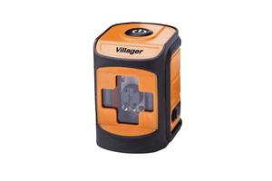 VILLAGER laserski nivelir križni VRL-2C (15m)  + tripod 067839