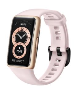 Huawei Band 6, Sakura Pink, pametna narukvica