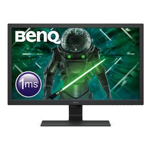 BenQ monitor GL2780, TN, 1ms, 75Hz, HDMI, DVI, DP, gaming monitor