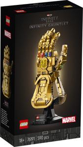 LEGO Super Heroes Rukavica beskonačnosti 76191