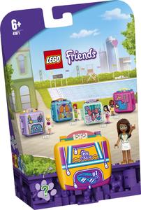 LEGO Friends Andreina kocka za igru - plivanje 41671