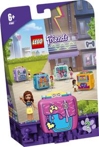 LEGO Friends Olivijina kocka za igru - gaming 41667