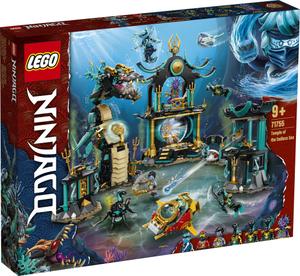 LEGO Ninjago Hram Beskrajnog mora 71755