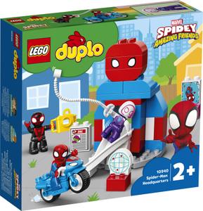LEGO DUPLO Sjedište Spider-Mana 10940