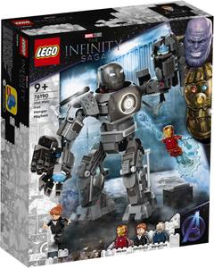 LEGO Super Heroes Iron Man: Iron Monger stvara kaos 76190