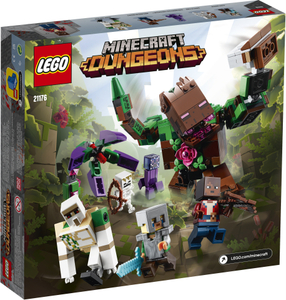 LEGO Minecraft Strahota u prašumi 21176