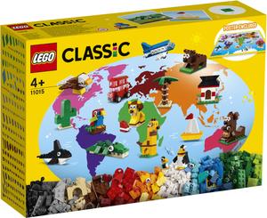LEGO Classic Širom svijeta 11015