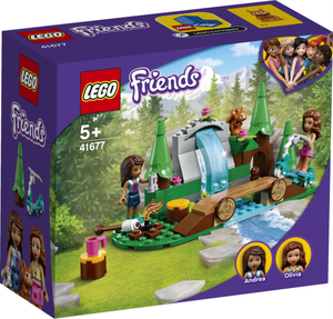 LEGO Friends Šumski vodopad 41677