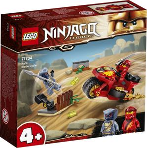 LEGO Ninjago Kaijev motocikl s oštricama 71734