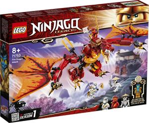 LEGO Ninjago Napad vatrenog zmaja 71753