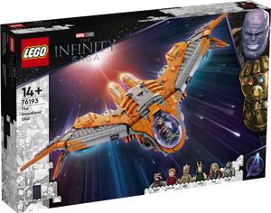 LEGO Super Heroes Brod Čuvara 76193