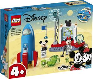 LEGO Disney Svemirska raketa Mickeyja Mousea i Minnie Mouse 10774