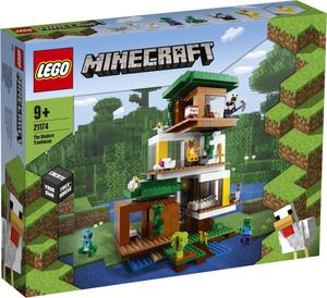 LEGO Minecraft Moderna kućica na drvetu 21174