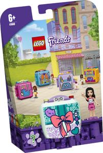 LEGO Friends Emmina kocka za igru - moda 41668