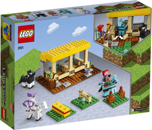 LEGO Minecraft Staja za konje 21171